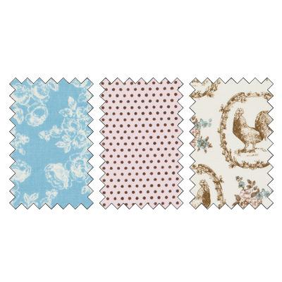 Beau Château Designer Fabric 122336