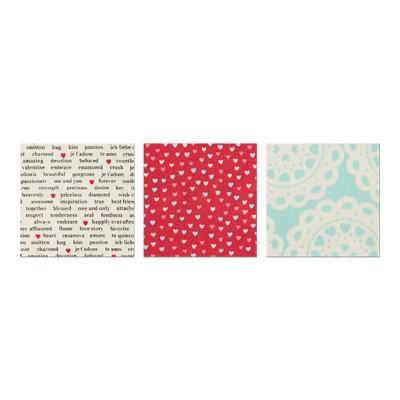 More Amore Designer Fabric 129307