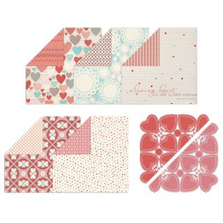More Amore Designer Series Paper
