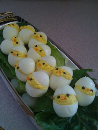 Deviled Eggs Chicks