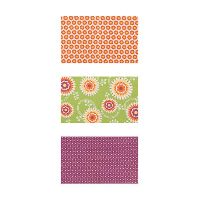 Floral District Designer Fabric 126893