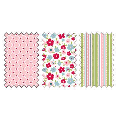 Twitterpated Designer Fabric 125412