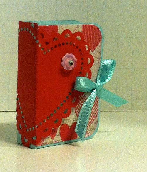 Stampin' Up! More Amore Tic Tac Holder