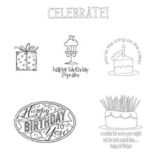 Stampin' Up Best of 25, January, Best of Birthdays