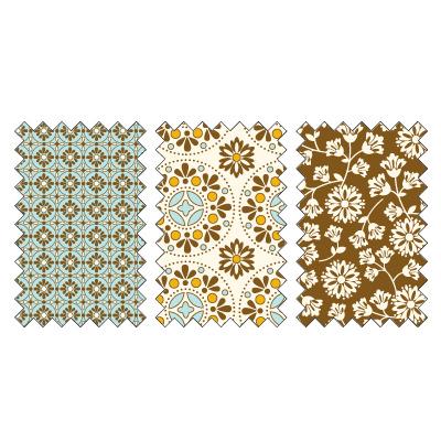 Spice Cake Designer Fabric 124066